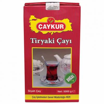 Çaykur Tiryaki Dökme Çay 5000gr
