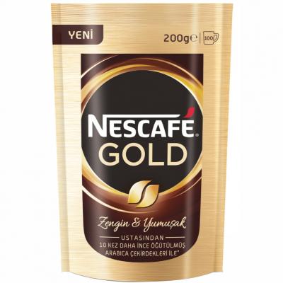 Nescafe Gold Kahve Poşet 200gr