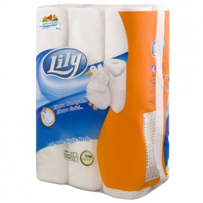 Lily Rulo Kağıt Havlu 12'Li
