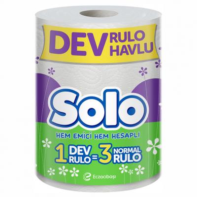 Solo Dev Rulo Kağıt Havlu 36'Mt
