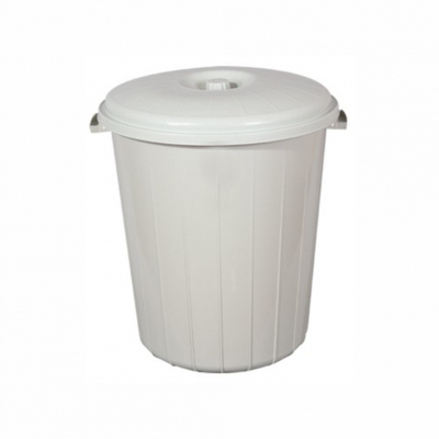 Kapaklı Çöp Kovası 50Lt