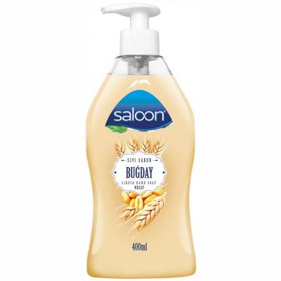 Saloon Sıvı Sabun Buğday 400ml