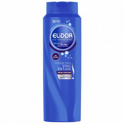 Elidor Şampuan 2'in1 Kepeğe Karşı Etkili 500ml