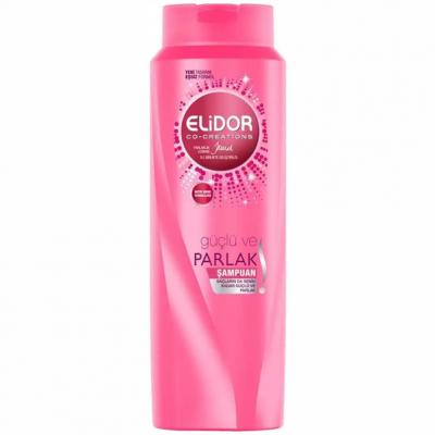 Elidor Şampuan Güçlü ve Parlak Saçlar 500ml