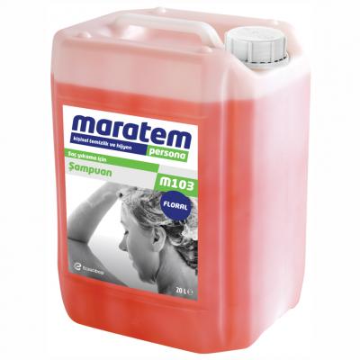 Maratem Şampuan M103-20Lt