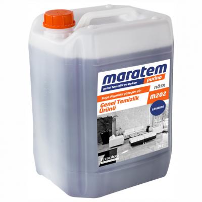Maratem Genel Temizlik Ürünü Lavanta M202-20Lt