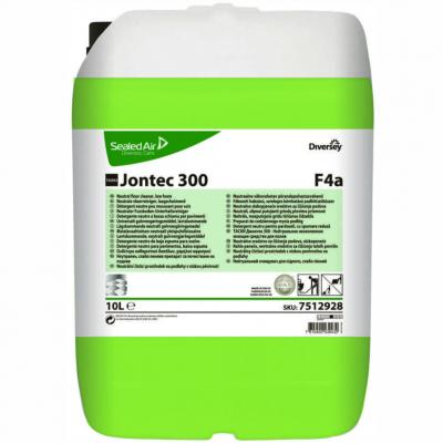 Diversey Jontec 300 Nötral Otomatlar İçin Zemin Temizlik Ürünü 10Lt