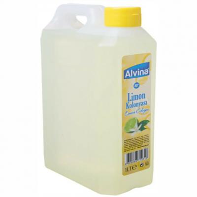 Alvina Limon Kolonyası 80 Derece 1Lt