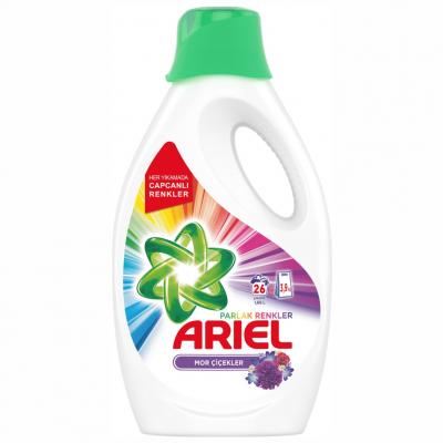 Ariel Sıvı Çamaşır Deterjanı Parlak Renkler 1690ml