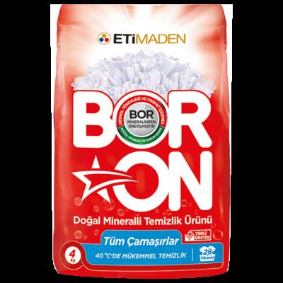 BORON Matik Doğal Mineralli Temizlik Ürünü 4Kg
