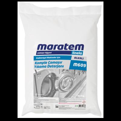 Maratem Toz Komple Çamaşır Yıkama Deterjanı M609-20Kg