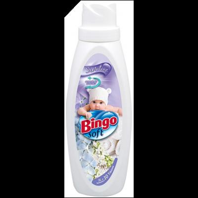Bingo Soft Çamaşır Yumuşatıcı Sensitive 1000ml
