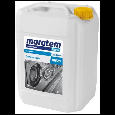 Maratem Dezenfektan Çamaşır Suyu M625-20Lt