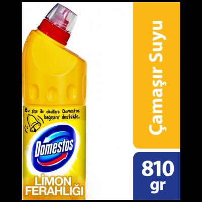 Domestos Ultra Çamaşır Suyu Limon Ferahlığı 810gr