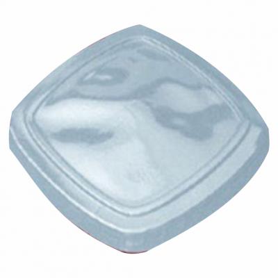 Alüminyum Sütlaç Kase Kapağı Şeffaf 100'Ad